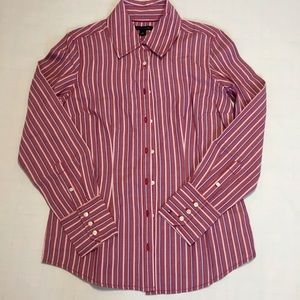Tommy Hilfiger career button down Shirt Size SP
